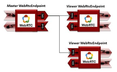 Node js - One to many video call — Kurento 6 11 0 documentation